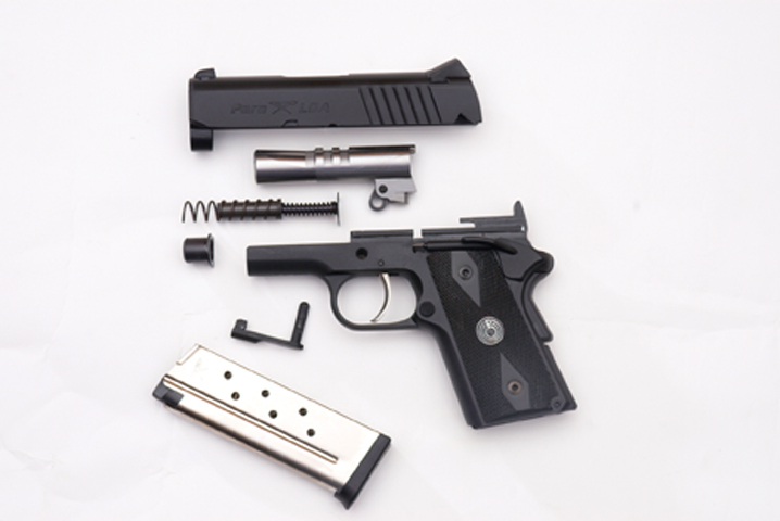 Para-Ordnance Carry 9 LDA - Weapons - POLICE Magazine
