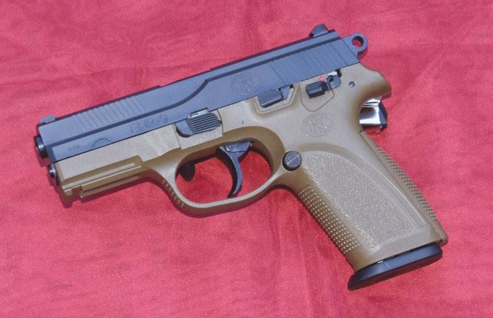 Handguns 2008