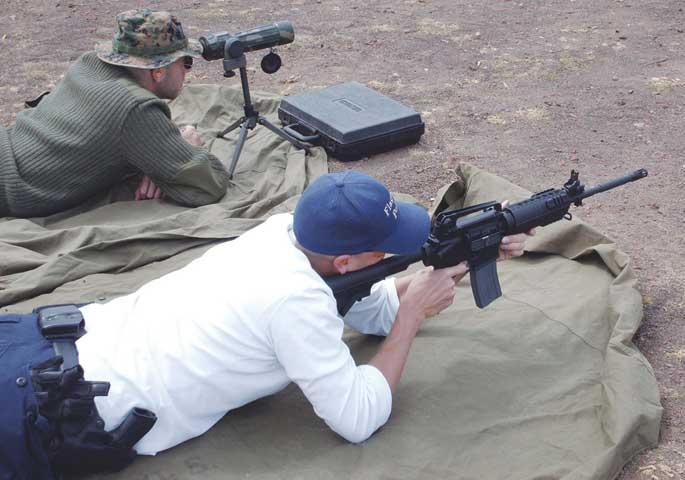 Long Guns 2009