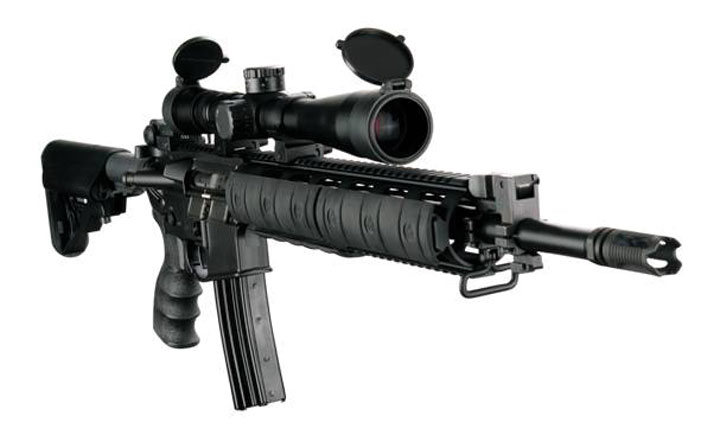 Long Guns 2008