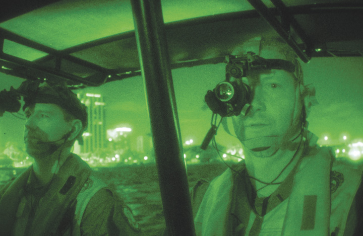 What to Look for When Buying Night Vision