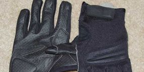 Police Product Test: 10 Zero 9mm Utility Glove
