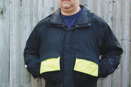 Police Product Test: The Force Enforcer Jacket
