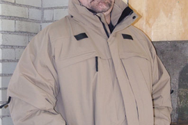 Police Product Test: 5.11 Tactical Aggressor Jacket