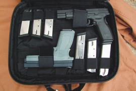 Police Product Test: ELITE Survival Systems Four Gun Pistol Case