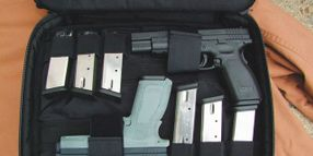 Police Product Test: ELITE Survival Systems Four Gun Pistol Case