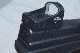 Police Product Test: Trijicon RedDot