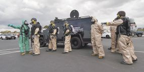 WMD Gear for the First Responder