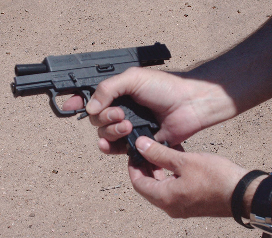 Walther Police Pistol Slim (PPS)