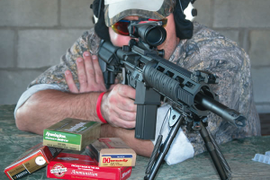 DPMS Panther Arms LRT-SASS Rifle