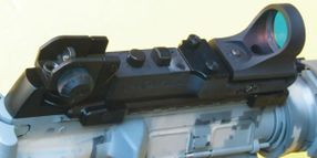 Police Product Test: C More Systems Tactical Red Dot Sight