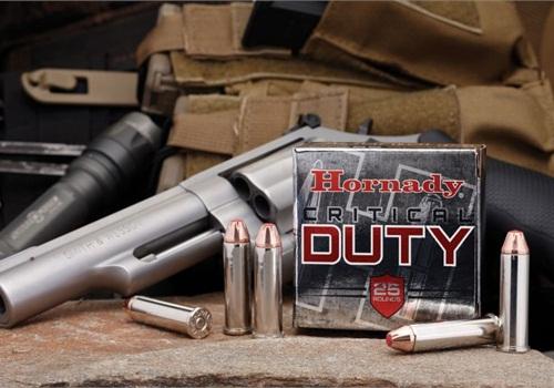 Hornady's Critical Duty .357 Magnum