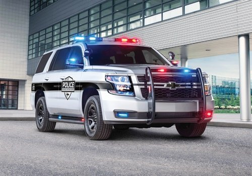 Chevrolet is already offering semi-autonomous safety systems as an option on the 2018 Tahoe PPV. For future vehicles the features will most likely come standard. Photo: General Motors