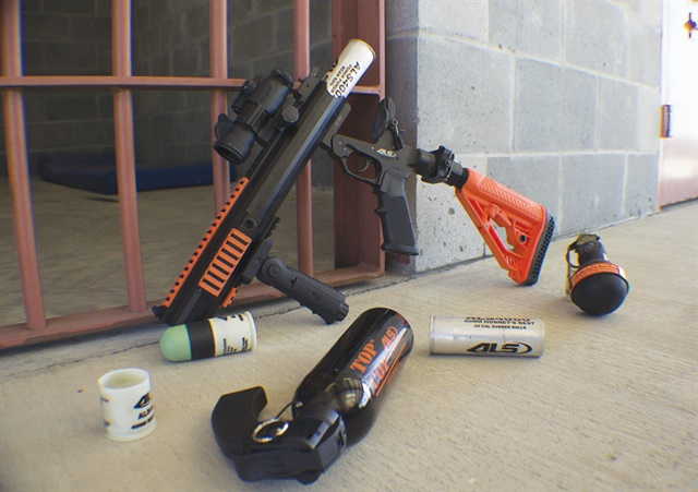 Photo: Amtec Less-Lethal Systems