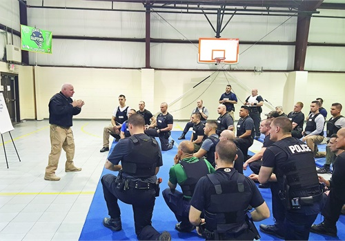 Defensive tactics curriculum should be based on job description, performance tasks, real use-of-force incidents, identified trends, and the time available. Photo: KEVIN DILLON