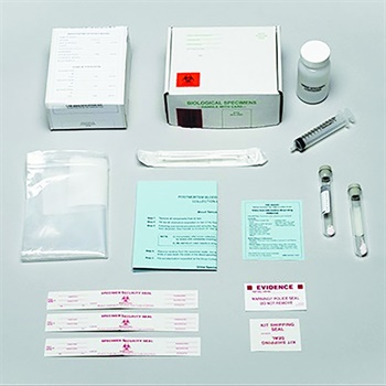 Sirchie Postmortem Blood Urine Specimen Kit (Photo: Sirchie)