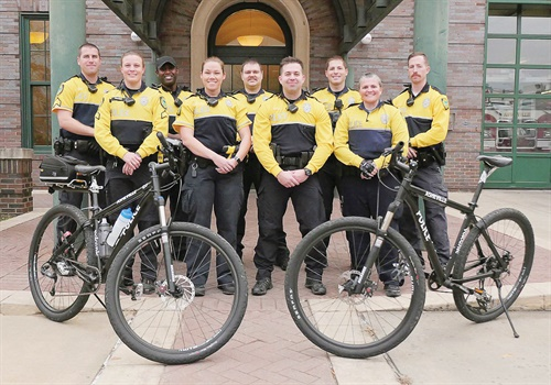 The Downtown Unit is the front line for maintaining a safe atmosphere during public demonstrations in Asheville, NC. Photo: South Carolina Department of Public Safety