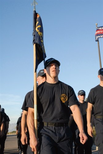Maintaining a good attitude and learning to take constructive criticism will help you get more out of the academy and serve you well in your law enforcement career. (Photo: POLICE File)