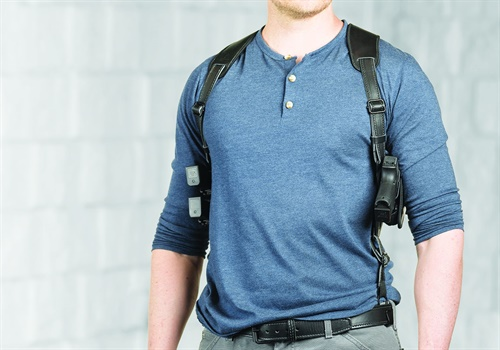 Alien Gear ShapeShift Shoulder Holster (Photo; Alien Gear)