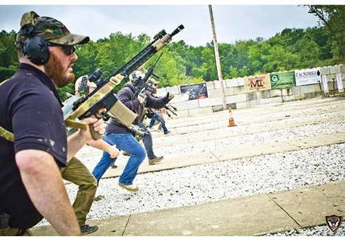Photo: Alliance Police Training Facility