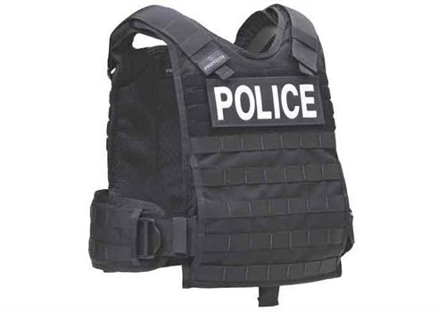 The ProTech Tactical TAC PR Plate Carrier. Photo courtesy of Safariland.