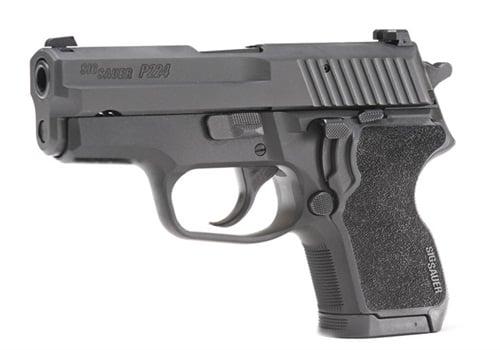 SIG Sauer P224 DA/SA Subcompact Pistol PHOTO: Paul Budde and Becky Leavitt