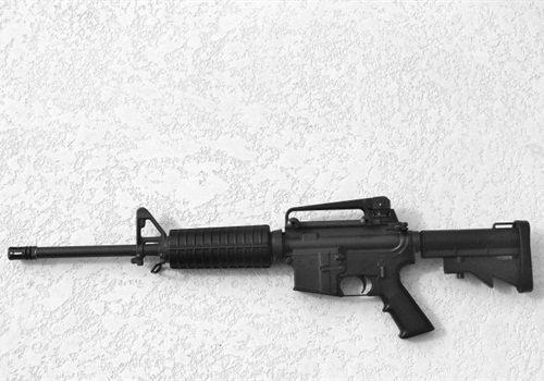 The author carried a Colt Model 6721 patrol rifle in 1997. Photo: Bob Parker.