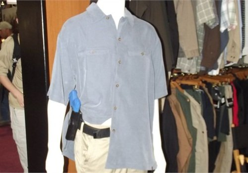 Woolrich offers its boxy CCW short-sleeve shirt. Photo  Scott Smith f286143df5d93
