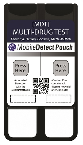 MobileDetect MDT Pouch (Photo: Detectachem)