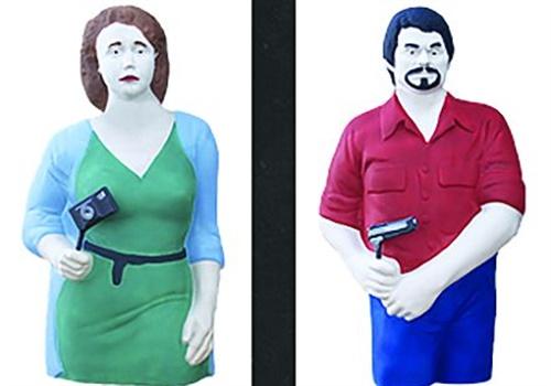 3D SWAT Targets(Photo: Dummies Unlimited)
