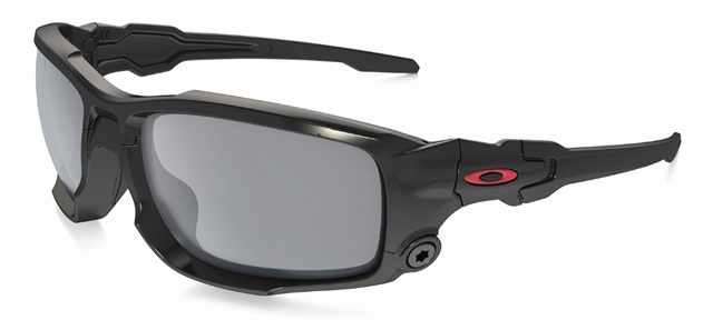 df75a824465 Oakley s SI Ballistic Shocktube eyewear is designed in an industrial style  and built for protection and speed for law enforcement.