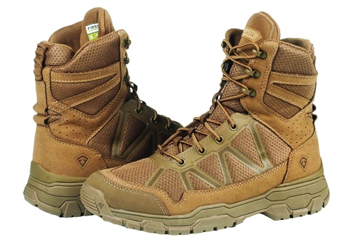 "First Tactical Men's 7"" Operator Boots (Photo: First Tactical)"