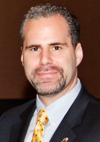 Jon Adler,president of the Federal Law Enforcement Officers Association Foundation.