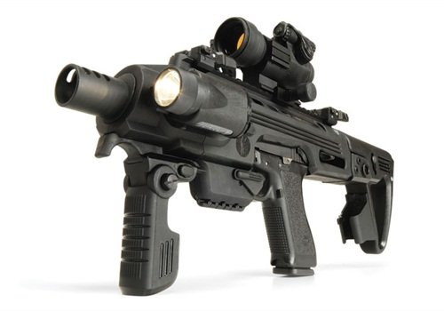 EMA Tactical's RONI Pistol Carbine Conversion Kit