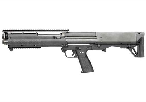 Kel-Tec's KSG is an innovative 14+1 round bullpup shotgun. Photo courtesy of Kel-Tec.