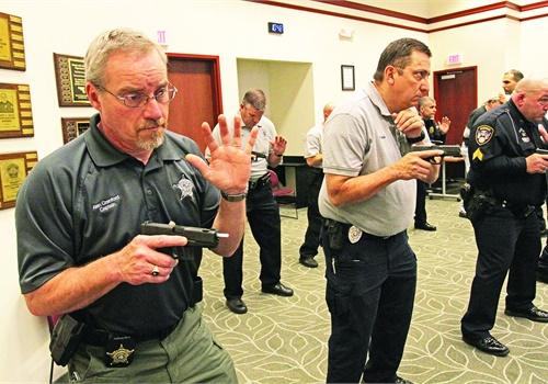PHOTO: Fenix Law Enforcement Training Systems