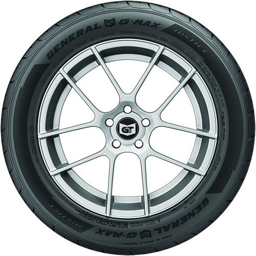 General Tire's G-MAX Justice (Photo: General Tire)