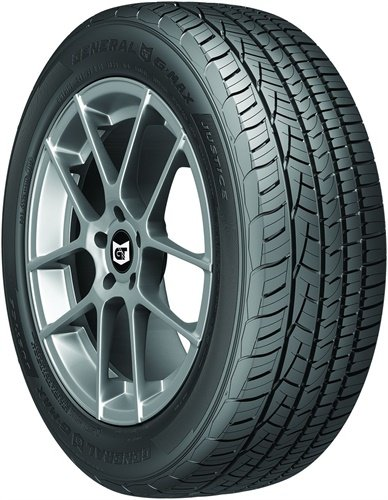 General Tire's G-MAX Justice is made to withstand duty use and provide longer tread life. (Photo: General Tire)