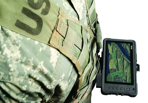 Getac's MX50 Tactical Tablet (Photo: Getac)