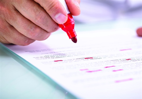 Take the opportunity to read all witness statements against you. Take notes while you read so you can bring them up during your interview. (Photo: Getty Images)
