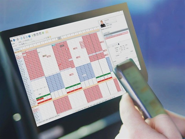 InTime is a solution designed to help public safety organizations make better staffing and scheduling decisions.Photo: InTime