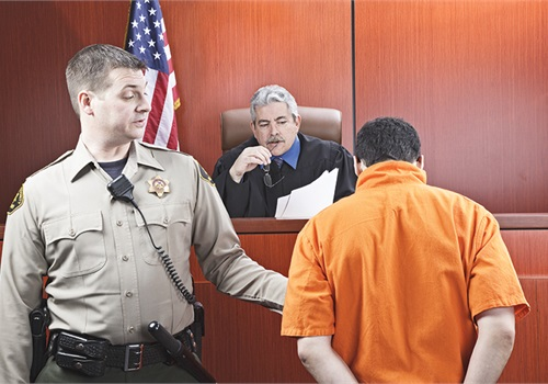 All court personnel can be vulnerable to attack both in and outside the courtroom, which is why New Jersey has implemented its security program. Photo: iStockphoto.com