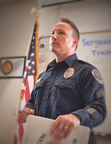 Empowering leadership is linked to subordinates' conscientiousness. (Photo: POLICE File)