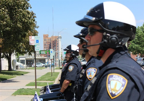 Lincoln (NE) Police Department officers have referred more than 1,900 people to the Mental Health Association (MHA) of Nebraska's REAL program, and 85% of those people have accepted services. (Photo: Lincoln (NE) Police Department)