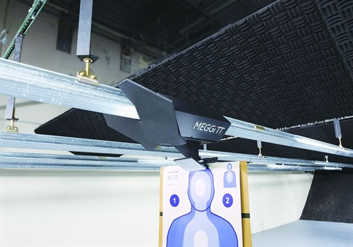XWT GEN4 Wireless Target Carrier (Meggitt Training Systems)