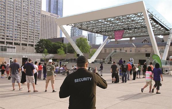 On-The-Go Surveillance(Photo: Milestone Mobile)