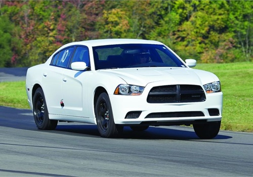 Dodge Charger. Photo: Michigan State Police