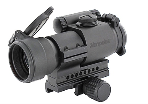 Aimpoint's Patrol Rifle Optic (PRO) was designed specifically for law enforcement operations.