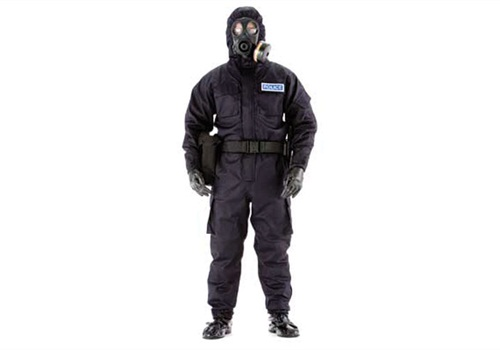 Remploy's Frontliner Suit
