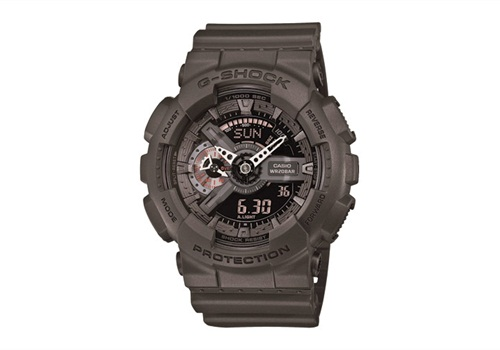 G-Shock watch GA110MB-1A (Photo: Casio)